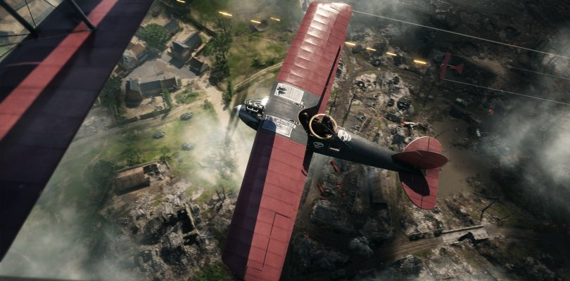 Battlefield 1 first trial for EA Access and Origin Access