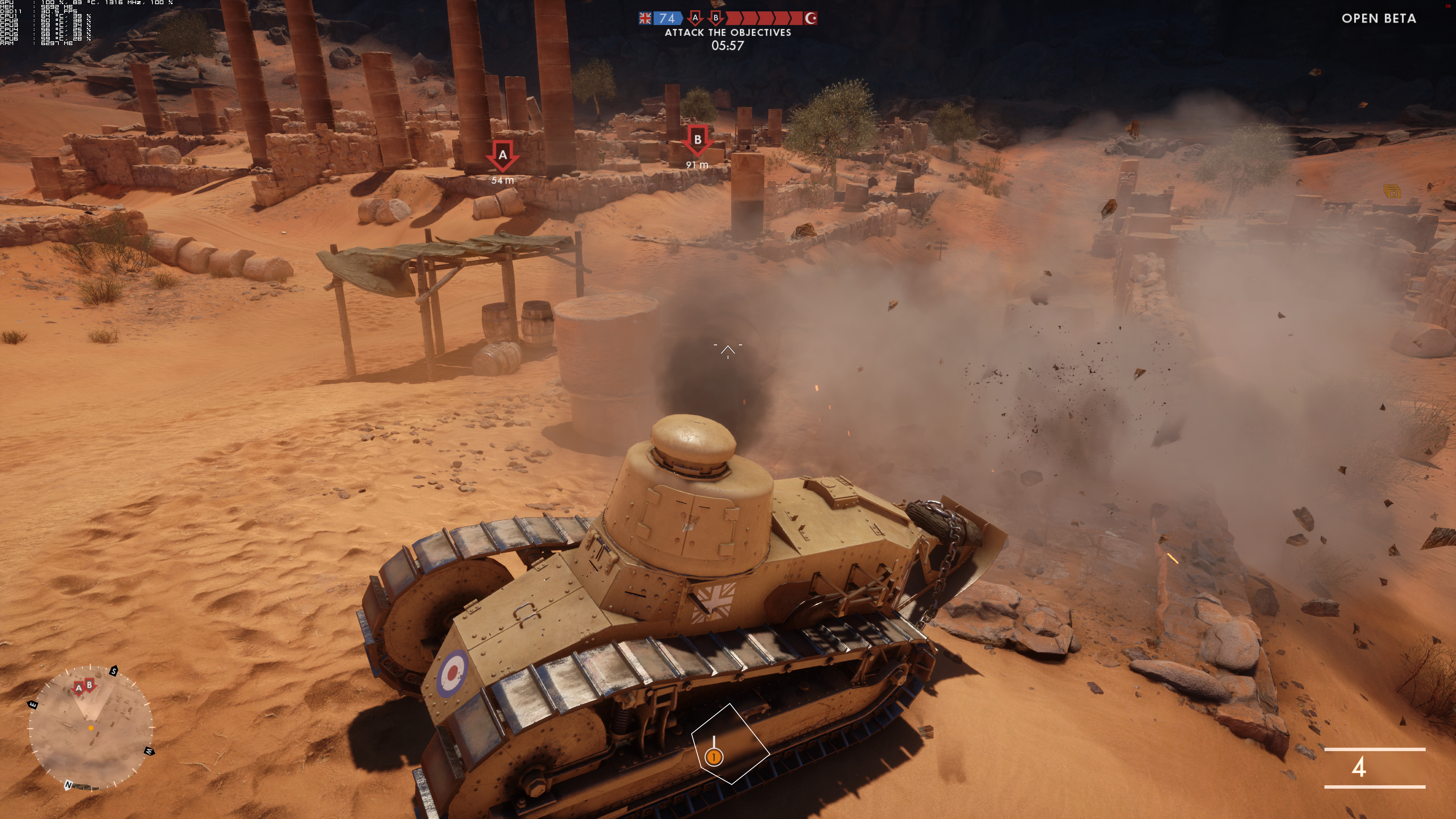how to play battlefield 1 in a party pc