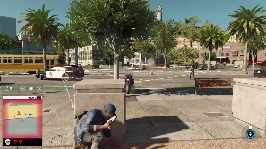 Watch Dogs  Game Play